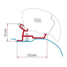 931776 Adattatore Tendalino Fiamma F65 Camper Ducato Jumper Boxer >2006 CAS