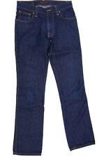NUDIE Jeans 'SLIM JIM ORGANIC DRY BROKEN TWILL' W30 L34 EUC RRP $269 Men Boys