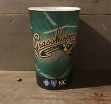 Greensboro Grasshoppers Mlb Class A Team Drinking Cup 32oz