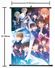 Anime Detective Conan konan meitanteikonan Wall Scroll Poster cosplay 1750