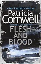 Flesh and Blood,Patricia Cornwell