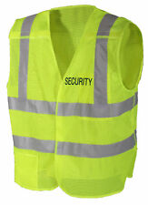 Security Breakaway Vest 5-Point Safety Green Rothco