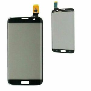 Black Touch Screen Digitizer Display Glass Kits For Samsung Galaxy S7 Edge G935