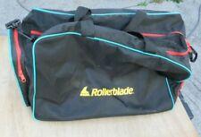 Genuine Rollerblade Brand Duffle Bag Inline Skates Nylon Storage Case Carry Tote