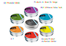 Muk Ultimate Value 7 Pack of each Styling Wax 95g Genuine Product