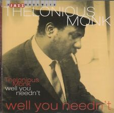 Thelonious Monk / Well You Needn't - 22 Tracks (NEU)