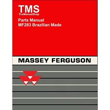 Manual Tractor Parts For Massey Ferguson Tractor Ebay