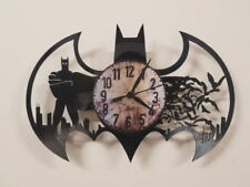 Handmade Batman Wall Clocks