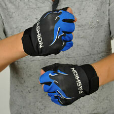 Outdoor Sports Bicycle Cycling Biking Hiking Gel Half Finger Fingerless Gloves