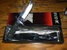 Budk H2 Hunting Knife The Fox Hunter With Sheath NEW NIB