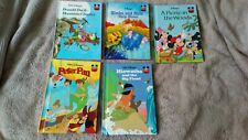5x Walt Disney World of Books Bundle (19)