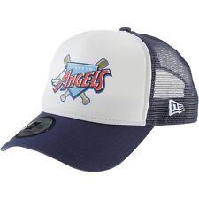 New ERA Homme Casquette de baseball. Anaheim Angels MLB Coast 2 Coast Trucker Hat 8S2 1170