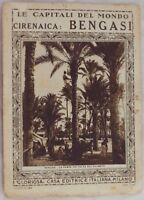 LE CAPITALI DEL MONDO BENGASI CIRENAICA LIBIA LA GLORIOSA FOTO VIAGGI GEOGRAFIA
