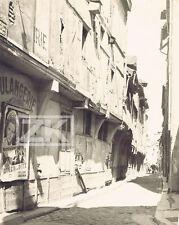 DINER AU RITZ Cinéma Olympia Affiche Publicité Rue Annabella Photo 1930s