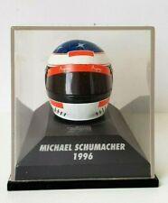 HELM / HELMET   MINICHAMPS 1:8   M.SCHUMACHER  FERRARI 1996   FORMEL 1