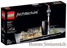 LEGO® Architecture: 21027 Berlin ! NEU & OVP  & 0.-€ Versand !