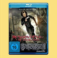 ••••• Resident Evil: Retribution (Milla Javovich) (Blu-ray)☻