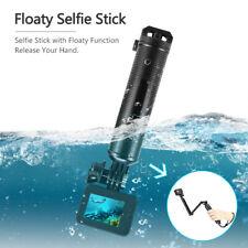 Floating Handle Foldable 3 Way Monopod Selfie Stick For GoPro Hero 8 7 6 5 4