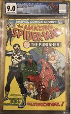 The Amazing Spider-Man # 129 Marvel First Punisher. Stunning Copy CGC 9