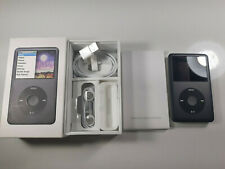 160gb Apple Ipod Classic Black, Model A1238 7th Gen MC297LL/A