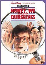 HONEY WE SHRUNK OURSELVES New Sealed DVD Disney