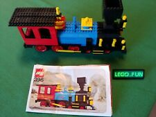 LEGO® 396 Thatcher Perkins Lok 1976 OBA / Locomotive 396 + instruction RARE
