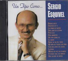 Sergio Esquivel Un tipo Como CD New Nuevo Sealed