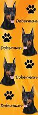 E&S Pets 3-D Doberman Dog Bookmark Bm-101