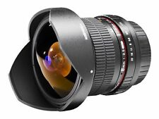 Walimex Pro 8 mm F/3.5 APS-C Objektiv