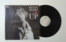 "Kevin Ayers ""Falling up"" LP VIRGIN V 2510 Italy 1988 VG/VG+"