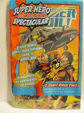 Super Hero Comic Book Spectacular   # 3 value pack   **New in Pack**