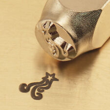 Shooting Star Metal Design Stamp ImpressArt Metal Jewelry Punch for Blanks
