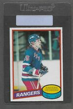 ** 1980-81 OPC Anders Hedberg #73 (NM-MT) High Grade Hockey Set Break ** P2955