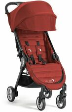 Baby Jogger City Tour Lightweight  Compact Travel Stroller garnet w Bag NEW