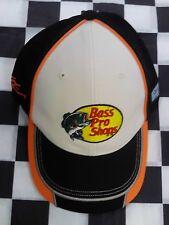 Tony Stewart  14 NASCAR Ball Cap Hat NEW Stewart-Haas Bass Pro Shops orange cafaf39b63c0