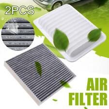 Combo Set Engine & Cabin Air Filter for Toyota Matrix Yaris Corolla Im Scion xD