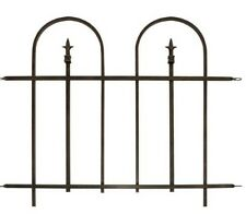 Panacea Products Arched Finial Section Brushed Bronze