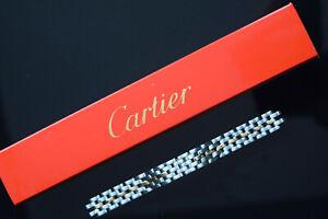 CARTIER PANTHERE GOLD / SS BRACELET