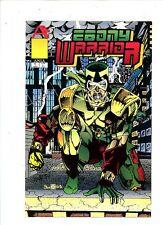 """1993 ANIA """" Ebony Warrior"""" issue #1, Eric Griffen, VF/NM."""