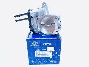 2010-2012 Hyundai Genesis Coupe 3.8L OEM Throttle Body 35100-3C500