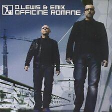 D. Lewis & Emix Officine romane (2007) [CD]