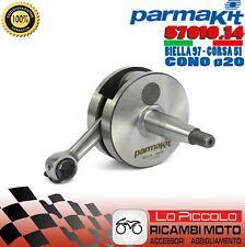 57010.14 Albero Motore Competizione PARMAKIT Cono 20 Vespa Et3 - Primavera