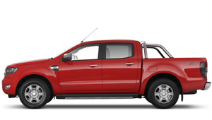 2K DIRECT GLOSS PAINT FOR FORD - COLORADO RED