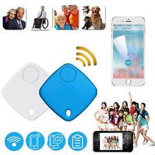 Bluetooth 4.0 Anti-perso allarme portachiavi Localizzatore Tracker Finder per iPhone 5/5s/6