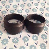 32-34MM Rubber Microscope Eyepiece Cup Eye Guards Eye Shield Telescope Eye Cups