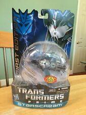 Transformers Prime First Edition Starscream 003 MISB Hasbro MISP