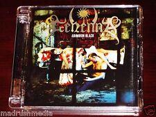 Gehenna: Adimiron Black CD 2011 Bonus Tracks Peaceville CDVILED346 Super Box NEW