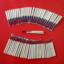 Woodworking tool, 62pcs ASSORTED LOT WOOD CARVING TOOLS, Wood Chisel #1