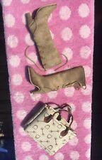 "Tyler Wentworth Accessory Set STATUS SYMBOL Boots Handbag  16"" Dolls"
