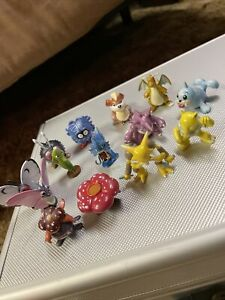 Pokemon Tomy Figures Lot Of 14 1999 Perfect Condition!